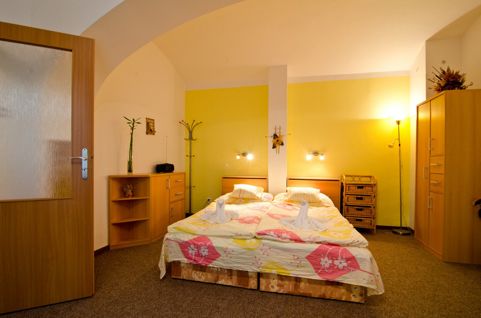 Accommodation in Penzion 33